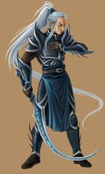 Elven_guardian by Aniril-Amakiir