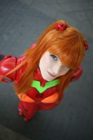 Asuka Langley by Su-rine
