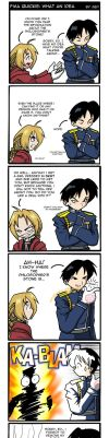 FMA Quickie: What an Idea by J8d