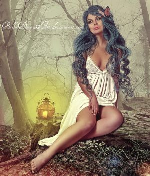 *enchanted moment* by BellaDreamArt