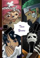 One  piece 597  two years by Lord-Nadjib