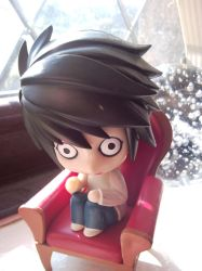 L Nendoroid by l3xxybaby