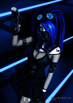 CyberPower by Sacrinoxia
