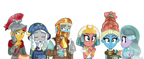 EG Pillars Of Equestria (N/BG) by YayCelestia0331
