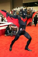 My cosplays costumes of cons. by BatmanBeyondfan2009