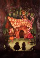 Hansel and Gretel by KaterinaChadoulou