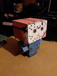 Jason Voorhees Part 9 CubeeCraft by SuperVegeta71290