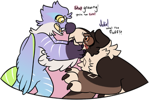 What The Fluff by ShapeChat