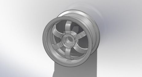 Rota Grid Solidworks Model by chopperkid44