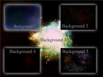 Dark Backgrounds Wallpapers Pack by T0113k