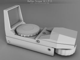 Reflex Scope 2 by ZULU-CAL