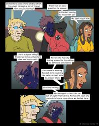 Nextuus Page 1123 by NyQuilDreamer