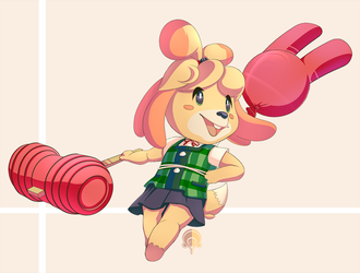 Challenger Isabelle Approaches ! by SubliminalPeacock