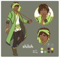 Shiloh by Acaciathorn