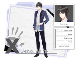 [S-L] :: Akito Ueno by Shadounei