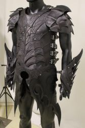 Drow Armor Preview by Azmal