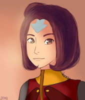 Jinora Redraw Full by vemesy