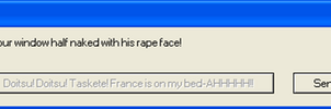 Hetalia - France's rape error by KururuLikesCurry