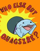 Quagsire by Retardichard
