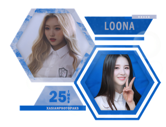 Photopack 4974 // LOONA. by xAsianPhotopacks