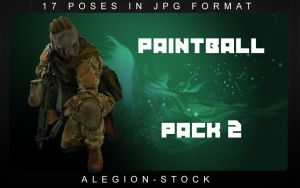 Paintball model pack 2 by Alegion-stock