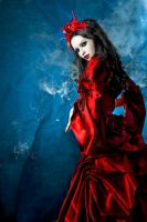 Red queen by Angelwhore-Wild