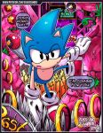 Sonic CD - I'm coming for you Amy by SkaJrZombie