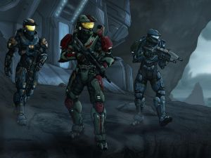 Halo Ammunition: Cobalt Oasis by Guyver89