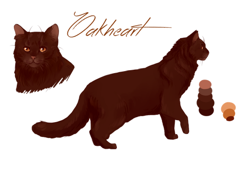 Oakheart by Whitefeatherink