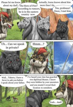Wolf Comic --SS-page25-- by SheltieWolf