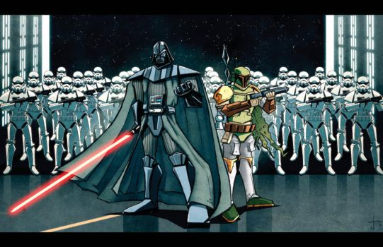 Vaders Crew by dcjosh