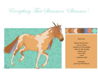 8625 Everything That Shimmers by casinuba