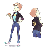 Jacket Pearl by Beezii11