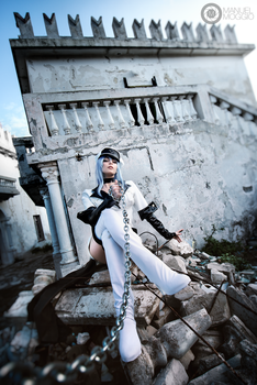 ESDEATH by YurikoTiger