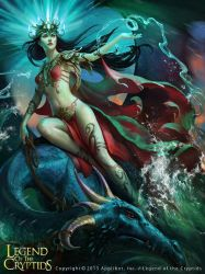 legends of the cryptids by Grafit-art