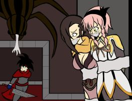 Tied up Tuesday-Failed Rescue of Kanonno/Kagero by ssvineman