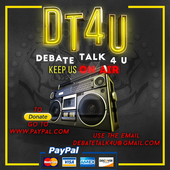 Debate Talk 4 U - Paypal by EthericDezigns