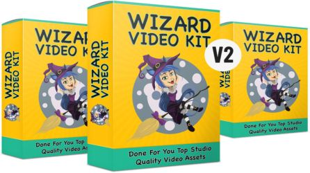 Wizard Video Kit V2 review and bonus by faputiyi