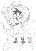 Gokuh by Lion542