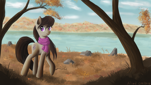 Autumn Lake by Ailynd
