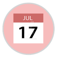 Calendar Icon Update by hamzasaleem