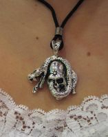 The Dark Mark necklace by gilll
