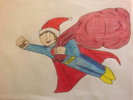 SuperMichael98s Christmas present  by dragonboy1092