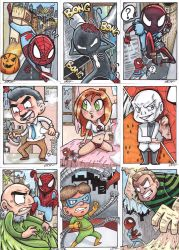 Amazing Spider Man Commissions 9/36 by Poochums
