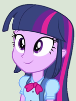 Twilight Sparkle EQG Vector by xXkerrysweetXx