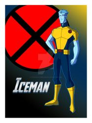 Cam's MAU Iceman 2.0 by TheScarletMercenary