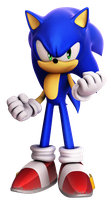 Another Sonic Forces Render! by TBSF-YT