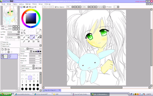 Paint Tool SAI XD by Ki14