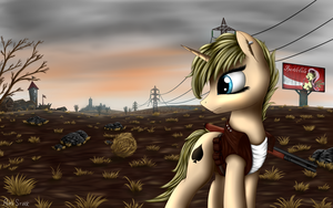 FoE Wasteland by Pony-Stark