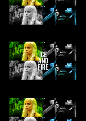 Ice and Fire by Perfectglamour